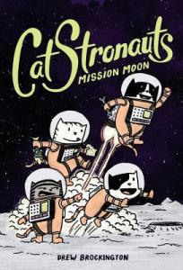 https://www.goodreads.com/book/show/30375423-catstronauts?from_search=true&qid=JlRrQAFjE3&rank=1
